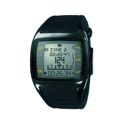 Polar Hear Rate Monitor FT60M Black w/White Display Male