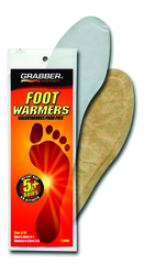 Foot Warmer Grabber(1 Pair/pk) Small/Medium
