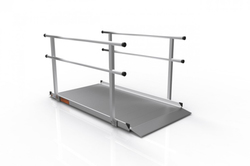 Portable Ramp Solid Surface 10'