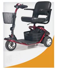Golden Literider Scooter - Red 3-Wheel Scooter