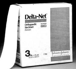 Delta-Net Stockinet 2 X 25 Yards (2 Bx/Case)