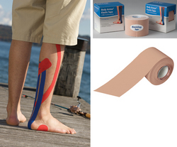 Kinesiology Tape 2 x 15ft Beige