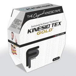 Kinesio Tex Gold New -2 X103' Bulk Black