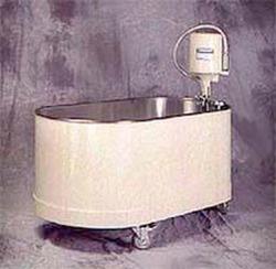 Lo-Boy Whirpool Bath Mobile
