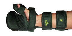Dorsal Hand Splint Right Medium/Large 8 or over