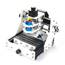 Category: Dropship Laser Equipment, SKU #1055377, Title: EleksMaker® EleksMill 3 Axis Engraver CNC Micro Wood Engraving Milling Machine Without Laser Module