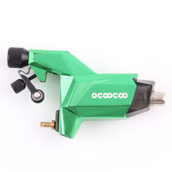 Category: Dropship Tattoos & Body Art, SKU #1061156, Title: OCOOCOO A350 Motor Tattoo Machine High Performance Secant & Shader 8000 R/Minute