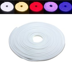Category: Dropship Led Strip, SKU #1101702, Title: 10M 2835 LED Flexible Neon Rope Strip Light Xmas Outdoor Waterproof 110V