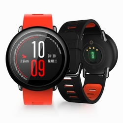 Category: Dropship Smart Devices, SKU #1127548, Title: Original AMAZFIT IP67 Zirconia Ceramics GPS Heart Rate Monitor Smart Watch(English Version) from xiaomi Eco-System