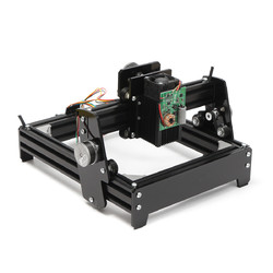 Category: Dropship Laser Equipment, SKU #1266096, Title: 10W Mini DIY Laser Engraver Cutter Metal Stone Engraver Woodworking Engraving Machine 20×14CM