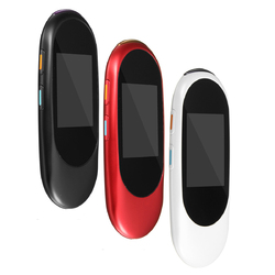 Category: Dropship Media Players, SKU #1271257, Title: Youdao GTA07 Wireless Two-Way Real Time Interactive Translator Egg Voice Simultaneous Translation