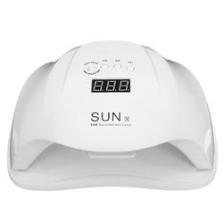 Category: Dropship Nail Care, SKU #1284804, Title: 54W White UV LED Lamp Time Setting Nail Art Dryer