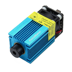 Category: Dropship Laser Equipment, SKU #1287790, Title: EleksMaker® EL01 5500 445nm 5500mW Blue Laser Module PWM Modulation 2.54-3P DIY Engraver