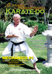 Category: Dropship Books & Videos, SKU #VD7071A, Title: 8 DVD Set Art & Science of Traditional Shotokan Karate - Ray Dalke