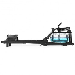 Category: Dropship Exercise & Fitness, SKU #SP36954+, Title: Adjustable Resistance Health Fitness Water Rowing Machine