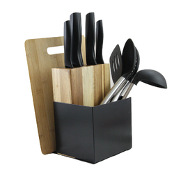 Category: Dropship Cutlery&flatware, SKU #109479.11, Title: Gibson Home Rossdale 11-Piece Cutlery Set