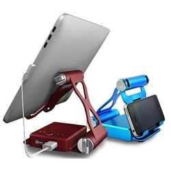 Category: Dropship Power Bank, SKU #435793036, Title: Podium Style Stand with Extended Battery - Up to 200% for iPad ,iPhone or any smart gadgets
