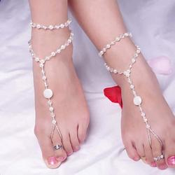 Category: Dropship Anklet, SKU #448502016, Title: Barefoot On The Beach Anklets