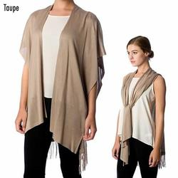 Category: Dropship Scarf, SKU #448546088, Title: SCARDIGAN - It's a 2 in 1 Versatile Scarf as well as Cardigan