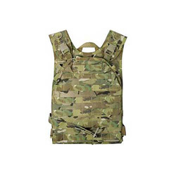 Category: Dropship Tactical Gear, SKU #BH 37CL84MC, Title: Lightweight Plate Carrier Harness Large/X-Large