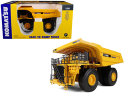 Category: Dropship Die Cast Model Cars And Trucks, SKU #50-3244, Title: Komatsu 960E-2K Mining Dump Truck 1/50 Diecast Model by First Gear