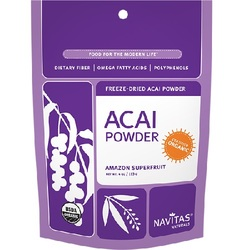 Category: Dropship Vitamins & Supplements, SKU #BWA69760, Title: Navitas Naturals Organic Acai Powder Freeze Dried  (12x4 OZ)