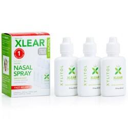 Category: Dropship Vitamins & Supplements, SKU #BWA86947, Title: Xlear Xylitol 3-pak Nasal Wash (10x3 Ct)