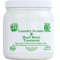 Category: Dropship Eco-home, SKU #BWC62023, Title: Charlies Soap Laundry Booster/HrdWater (6x2.64LB )
