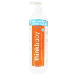 Category: Dropship For Baby/bath Time, SKU #ECW1530922, Title: Thinkbaby Shampoo and Body Wash (16 fl Oz)