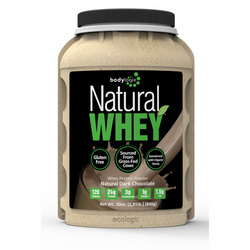 Category: Dropship Health & Beauty/sports Nutrition, SKU #ECW1614940, Title: Bodylogix Protein Powder Natural Whey Dark Chocolate (1x1.85Lb)