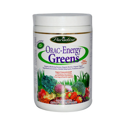 Category: Dropship Vitamins Supplements/superfoods, SKU #ECW164145, Title: Paradise Herbs Orac Energy Greens 6.4 Oz