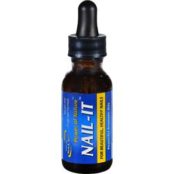 Category: Dropship Vitamins Supplements/skin & Hair, SKU #ECW1645480, Title: North American Herb and Spice Nail It  Topical  1 oz