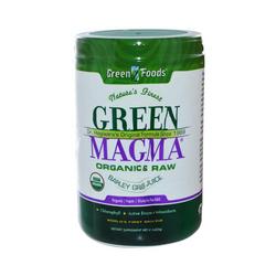 Category: Dropship Vitamins Supplements/superfoods, SKU #ECW183954, Title: Green Foods Dr Hagiwara Green Magma Barley Grass Juice Powder (1x10.6 Oz)