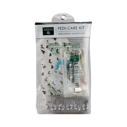 Category: Dropship Health & Beauty/foot Care, SKU #ECW340745, Title: Earth Therapeutics Pedi-Care Kit Grooming Essentials (1 Kit)