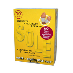Category: Dropship Health & Beauty/foot Care, SKU #ECW530055, Title: Inner Health Sole Pads (10 Pack)