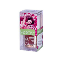 Category: Dropship Health & Beauty/shaving & Grooming, SKU #ECW825737, Title: Moom Organic Hair Remover Kit (1 Kit)