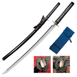Category: Dropship Knives/multi-tools, SKU #006534, Title: Cold Steel Katana Warrior Sword 29.25 in Blade