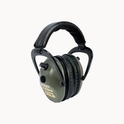 Category: Dropship Public Safety/l.e., SKU #109421, Title: Pro Ears Predator Gold Series Ear Muffs Green GS-P300-G