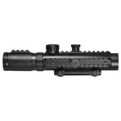 Category: Dropship Optics, SKU #2001196, Title: Barska 1-3X30 IR Multi Rail Electro Sight Scope