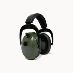 Category: Dropship Safety, SKU #751037, Title: Pro Ears Pro Tac SC Ear Muffs Green GS-PTS-L-G