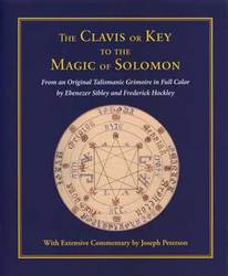 Category: Dropship Occult & Magical, SKU #BCLAKEY, Title: Clavis or Key to the Magic of Solomon (hc)  by Sibley & Hockley