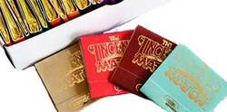Category: Dropship Occult & Magical, SKU #ISMAT, Title: Scented Incense Matches (50 packs)