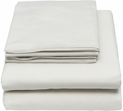 Category: Dropship Dollardays, SKU #2275828, Title: Case of [24] Lulworth Queen XL Fitted Sheet