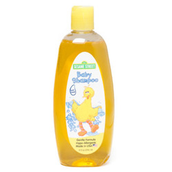 Category: Dropship Baby, SKU #2321583, Title: Case of [528] Sesame Street Baby Shampoo 10 oz