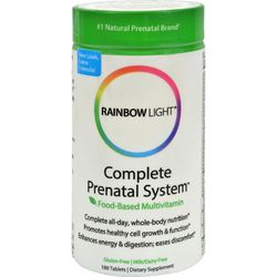 dropshipping Rainbow Light Complete Prenatal System - 180 Tablets