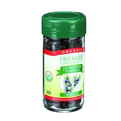dropshipping Frontier Herb Juniper Berries - Organic - Whole - 1.28 Oz