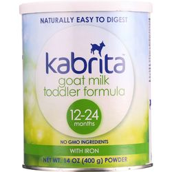 Category: Dropship Baby, SKU #1577378, Title: Kabrita Toddler Formula - Goat Milk - Powder - 14 oz - case of 12