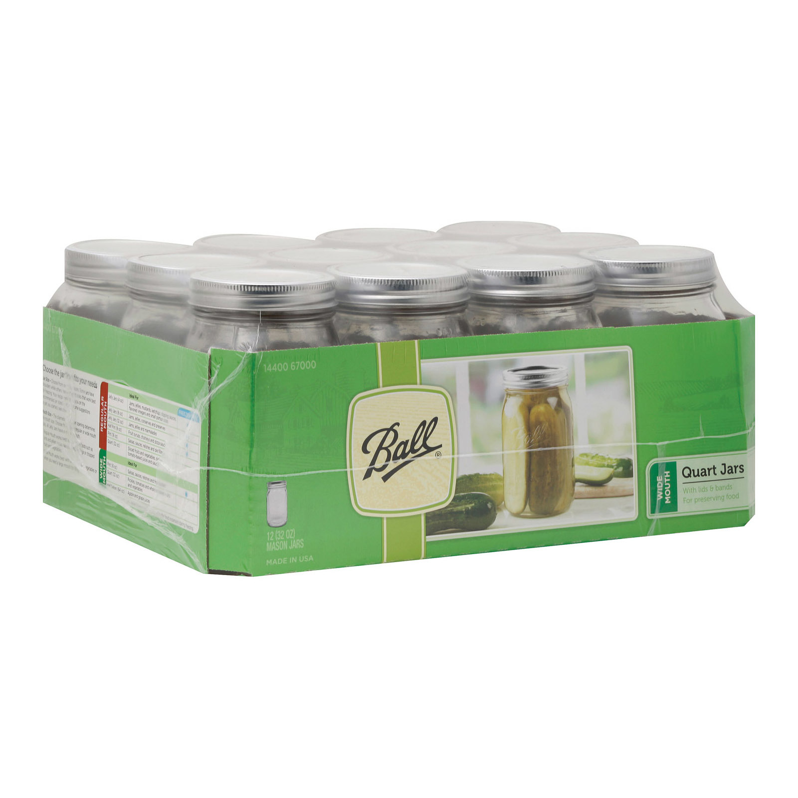 Ball Canning Redneck Wedding Starter Kit - Case of 1 - 12 Count