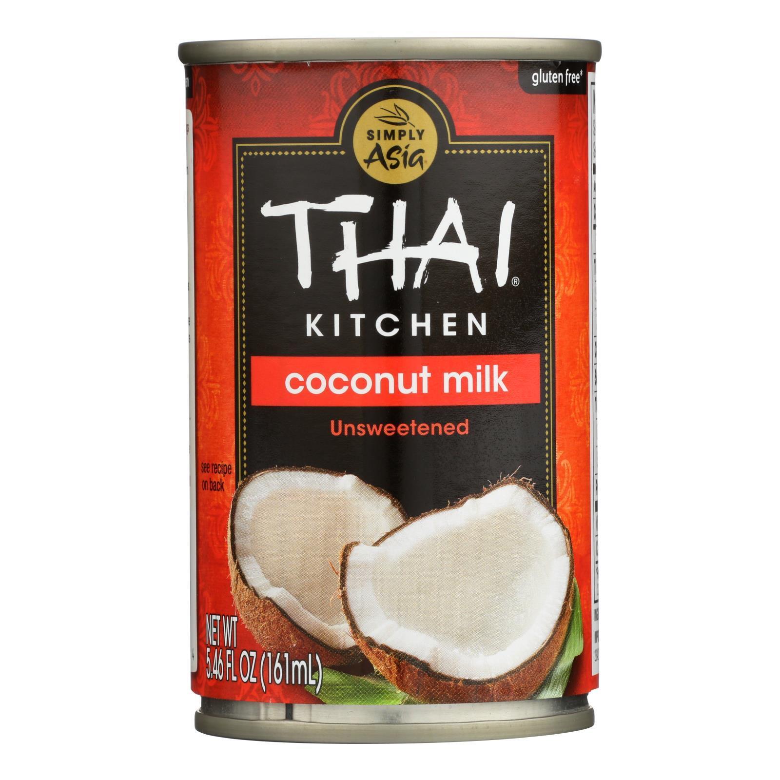 Thai Kitchen Coconut Milk - Case of 24 - 5.46 oz.