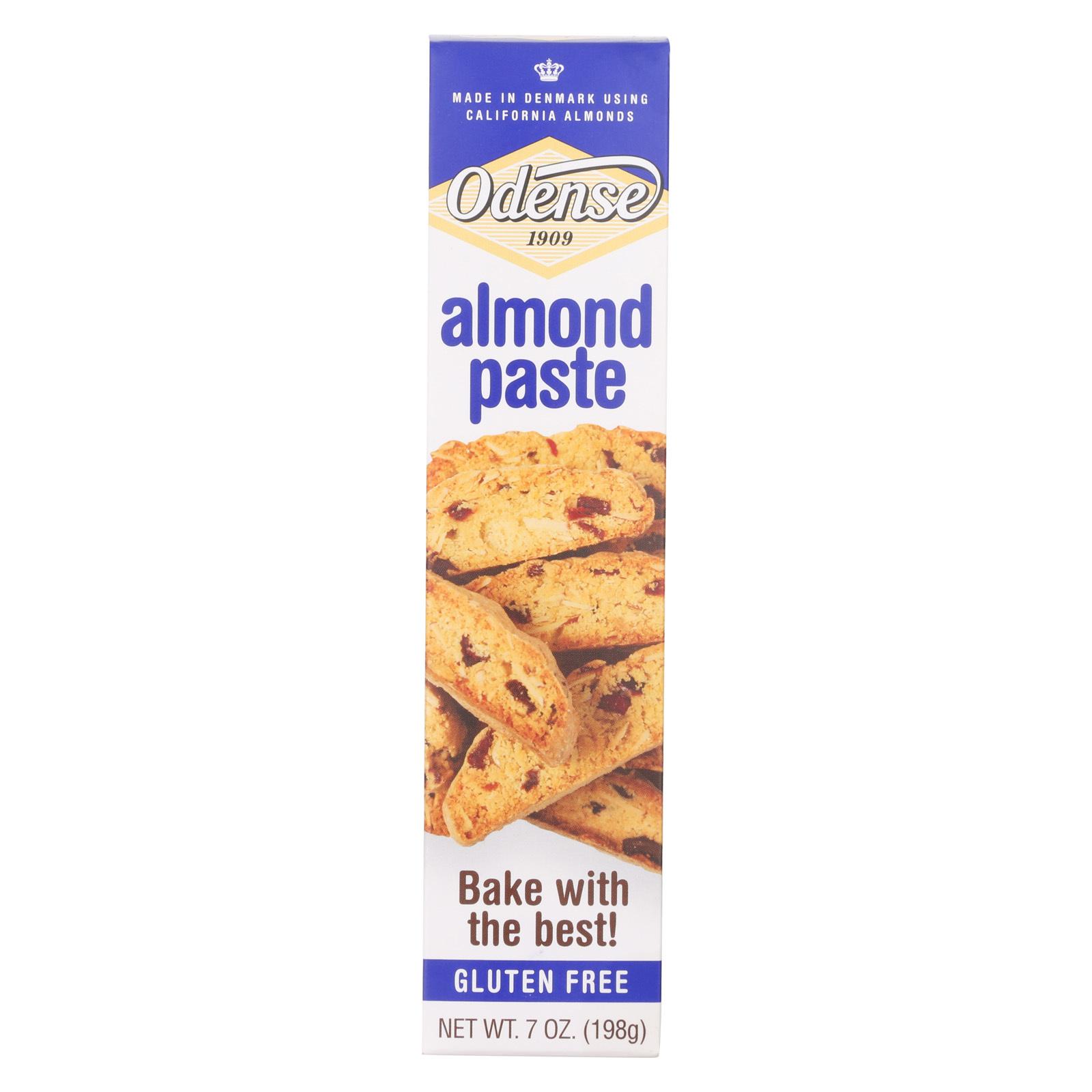 Odense Paste - Almond - Case of 12 - 7 oz.